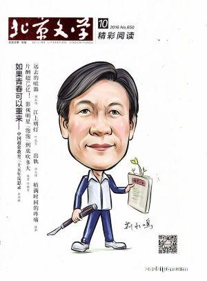 《北京文学》| 北京文学杂志订阅,杂志封面,精彩文章