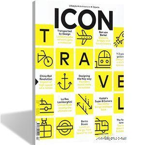Icon符號(英語)(1年共12期)(雜志訂閱)