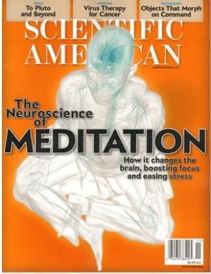 Scientific American科学美国人(英语)(1年共12期)(杂志订阅)