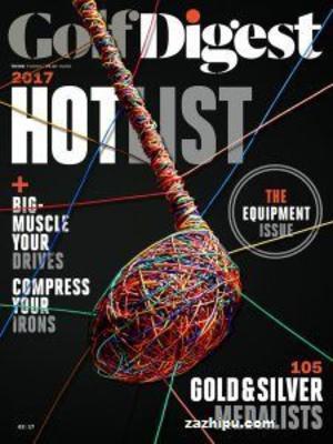 Golf Digest(US)高爾夫輯要(美)(1年共12期)(雜志訂閱)