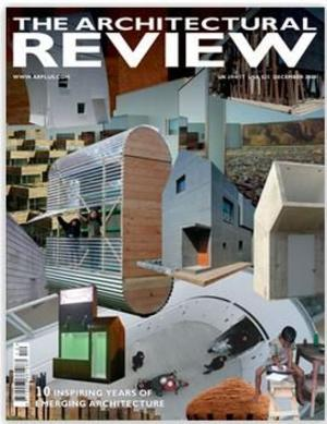 Architectural Review建筑评论(英国)(英语)(1年共12期)(杂志订阅)