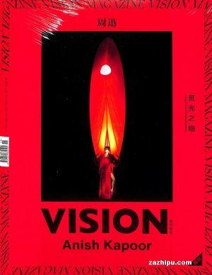 青年视觉vision(半年共3期)(杂志订阅)