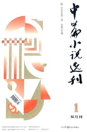 中篇小說選刊(1年共6期)(雜志訂閱)