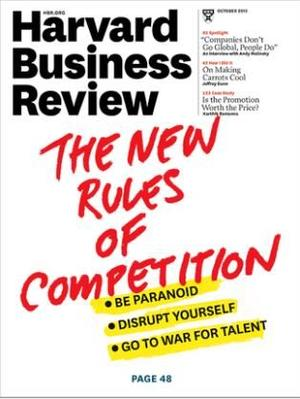 哈佛商業評論英文版(Harvard Business Review)(英語)(1年共6期)(雜志訂閱...