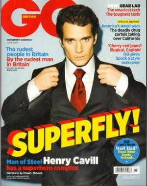 GQ紳士(英國版)(英語)(1年共12期)(雜志訂閱)