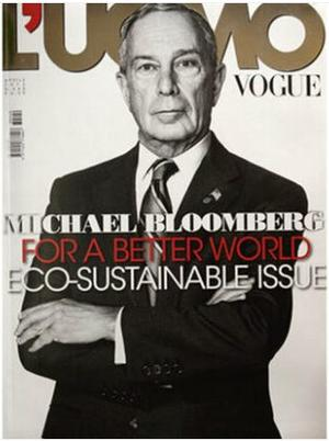 L Uomo Vogue男子时装(1年共12期)(杂志订阅)