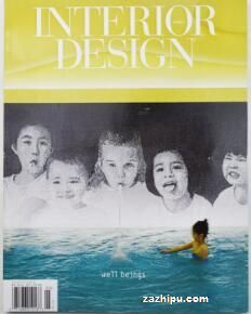 INTERIOR DESIGN室内设计(美国)(英语)(1年共12期)(杂志订阅)