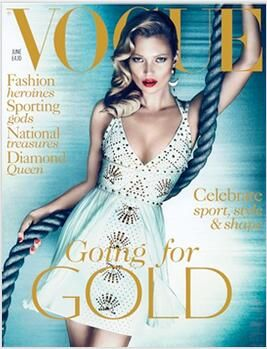 时尚Vogue(意大利)(意大利语)(1年共12期)(杂志订阅)