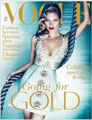 时尚Vogue(意大利)(意大利语)(1年共12期)(杂志订?#27169;?