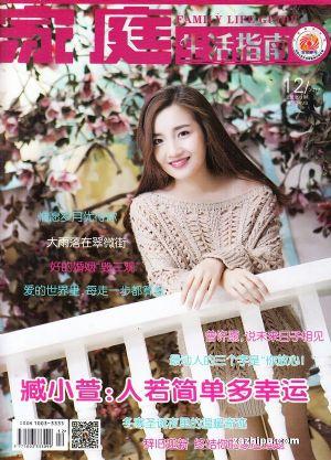 家庭生活指南(半年共6期)(杂志订阅)