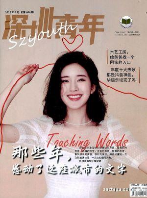 深圳青年(1季度共3期)(雜志訂閱)