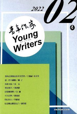 青年作家(1季度共3期)(杂志订阅)