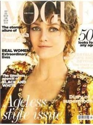 时尚Vogue�英国��英语��1年共12期��杂志订?#27169;?