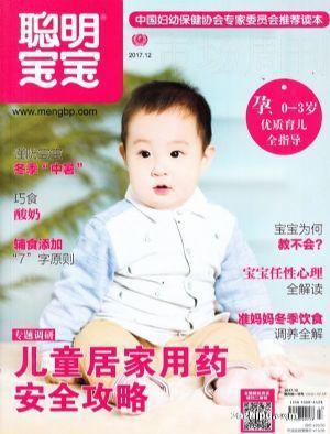 聪明宝宝(1年共12期)(杂志订阅)