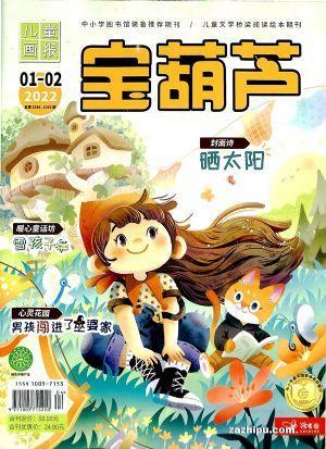 宝葫芦(1年共12期)(杂志订阅)