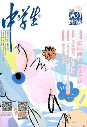 中学生最幽默(原中学生故事吧)(1年共12期)(杂志订阅)【杂志铺专供】