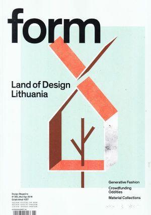 form工業設計意念(德語/英語)(1年共6期)(雜志訂閱)