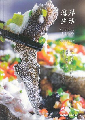 海岸生活coastal life(1年共4期)(杂志订阅)