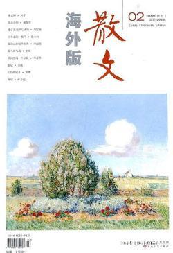 散文海外版(1年共12期)(杂志订阅)