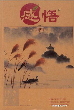 感悟(1年共12期)(雜志訂閱)