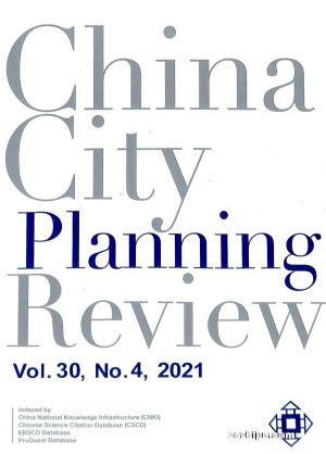 城市规划英文版(1年共4期)(杂志订阅)