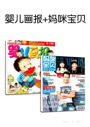 婴儿画报双月刊+妈咪宝贝两刊组合订阅(1年共12期)