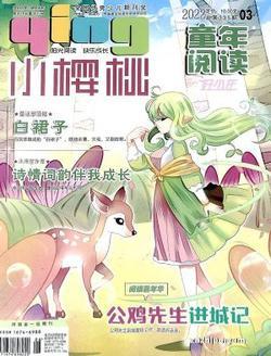 小樱桃(1年共24期)(杂志订阅)