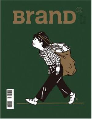 BranD(繁體中文版)(1年共6期)(雜志訂閱)
