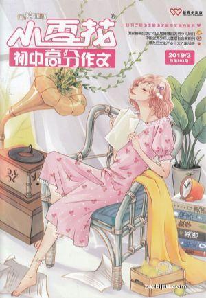 小雪花(初中高分作文)(1年共12期)(杂志订阅)