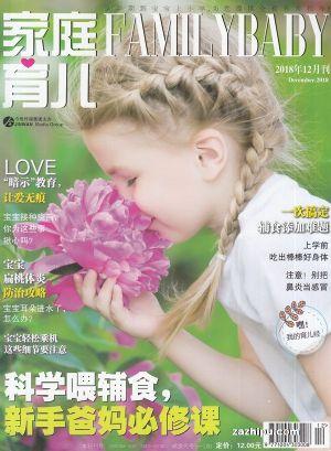 家庭育儿(1年共12期)(杂志订阅)