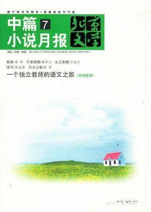 现货北京文学中篇小说免费试读期数随机