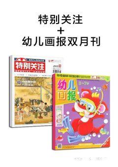 特别关注(1年共12期)+幼儿画报(双月刊)两刊组合订阅(1年共12期)(杂志订阅)