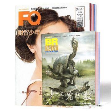 财智少年+少年先锋报(三四年级版)两刊组合订阅(1年共12期)(杂志订阅)