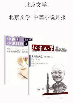 北京文學(1年共12期)+北京文學 中篇小說月報(1年共12期)兩刊組合訂閱(雜志訂閱)