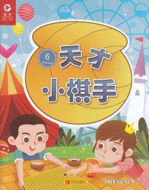 天才小棋手(1年共12期)(杂志订阅)