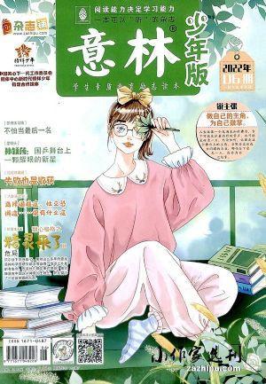包邮 意林少年版(1年共24期)(杂志订阅)(每月包邮一次)