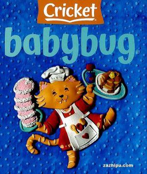 Babybug(蟲寶寶)(一年共9期)(英文原版)