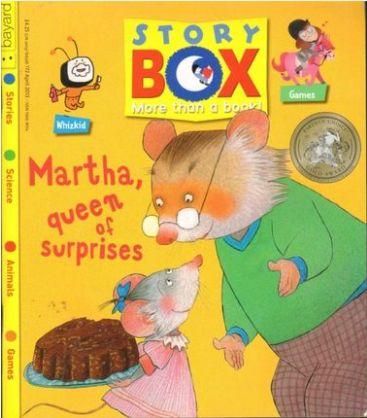 Story Box(故事宝盒)英文版(一年共10期)