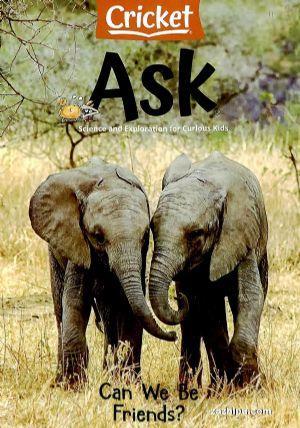 Ask(千奇百问)(一年共9期)(英文原版)