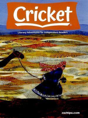 Cricket蟋蟀王國(一年共9期)(英文原版)
