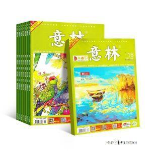 意林全彩color+意林(组合特惠)(杂志订阅)