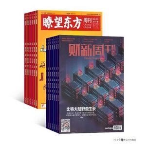 财新周刊+瞭望东方周刊(1年共51期)(杂志订阅)(期期包邮每月快递4次)