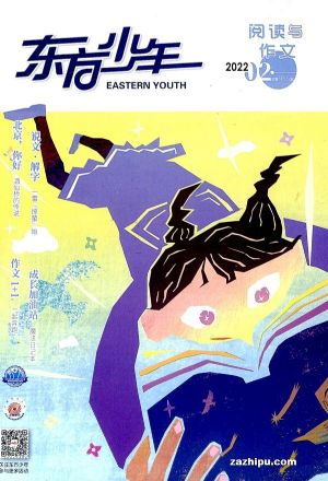 东方少年阅读与作文(半年共6期)(杂志订阅)