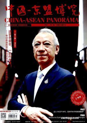 中国东盟博览(半年共6期)(杂志订阅)