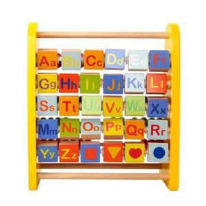 【米米智玩】彩虹计算架-儿童益智算术字母颜色形状认知玩具