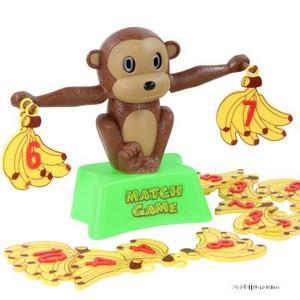 小猴子数学算法认知理解教具