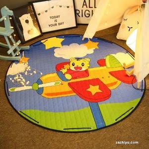 可收纳儿童宝宝爬行垫 (颜色款式随机发货)