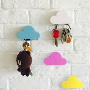 云朵钥匙收纳器