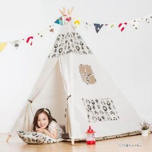 室内儿童阅读游戏帐篷