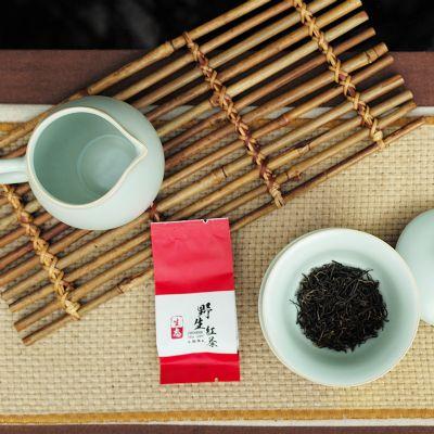 红茶系列-武夷山野生红茶